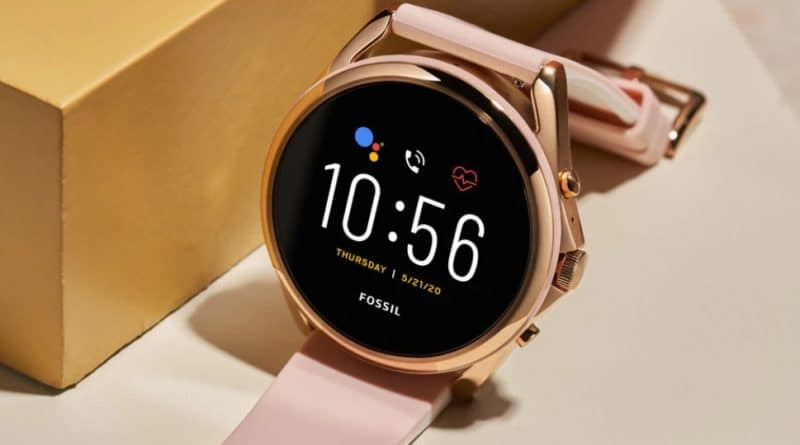 Fossil readies the release of Generation 5 LTE watches