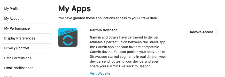 how to connect garmin and strava to sync workouts 2 - Connect Strava to Garmin to sync workouts, here's how to do it