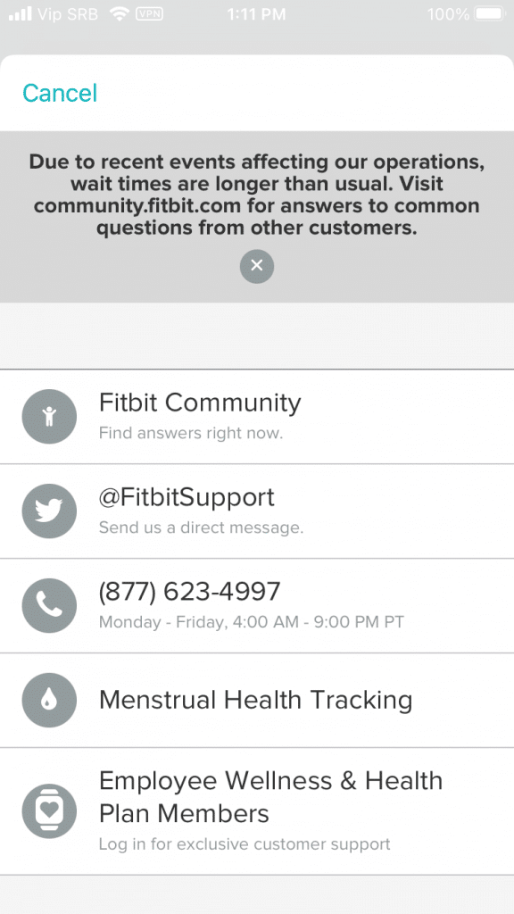 how to contact fitbit help support there more than one option 1 576x1024 - Experiencing problems with your Fitbit? Where to get help.