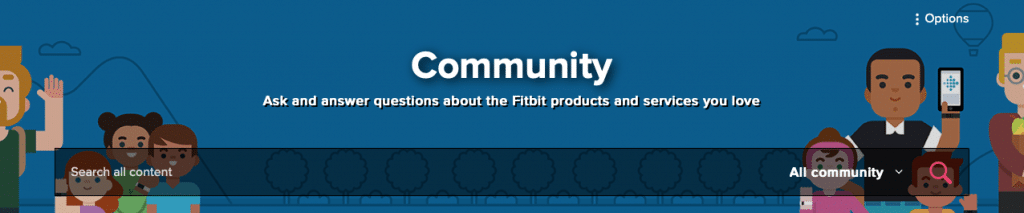 how to contact fitbit help support there more than one option 3 1024x213 - Experiencing problems with your Fitbit? Where to get help.