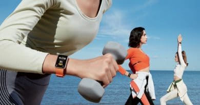 Huawei Watch Fit rumoured to get an Elegant Edition