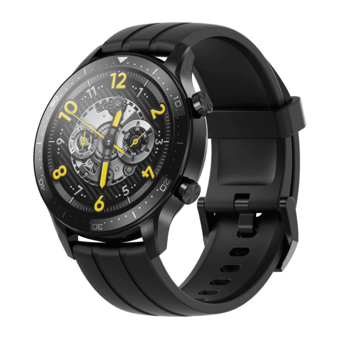 the realme watch s pro with built in gps to launch soon - The Realme Watch S Pro comes with built-in GPS and a premium build