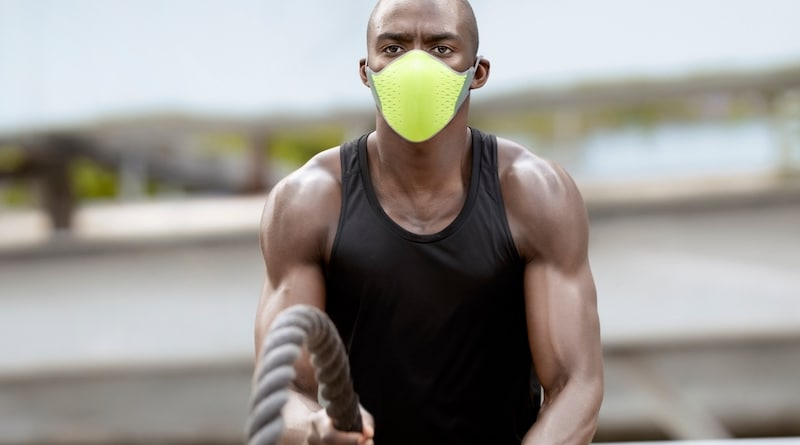 AirPop Active+ brings respiratory health tracking to masks