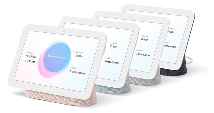 google updates its assistant with a new wellness section - Google's new Nest Hub comes with contactless sleep tracking