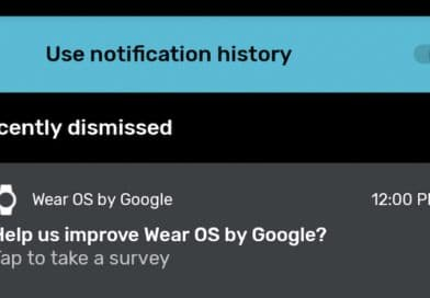 Google makes a blunder with WearOS customer satisfaction survey
