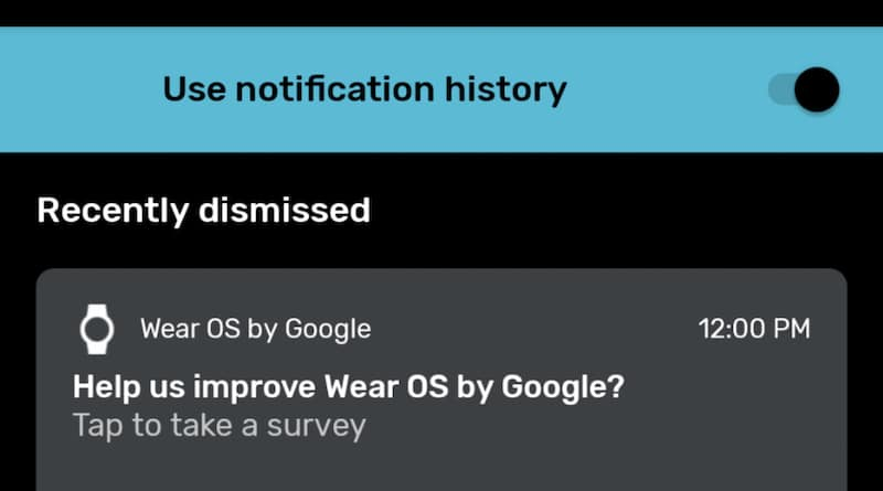 Nice job on the survey, Google.