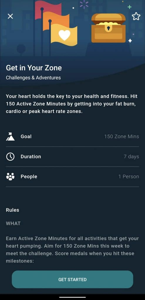 fitbit get in your zone challenge starts on february 22nd 1 494x1024 - Fitbit's Get in Your Zone challenge starts on February 22nd