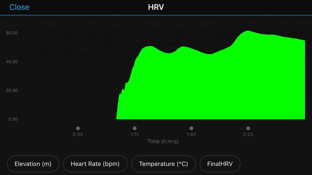 how to measure hrv on a garmin without a hr chest strap 1 1024x576 - How to measure HRV on a Garmin without a HR chest strap