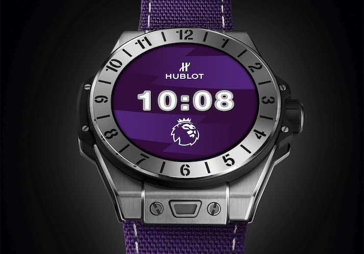 hublot adds a limited edition premier league watch to its stable 2 - Hublot adds a limited edition Premier League watch to its stable