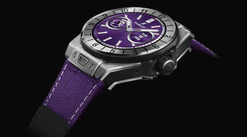 Hublot adds a limited edition Premier League watch to its stable
