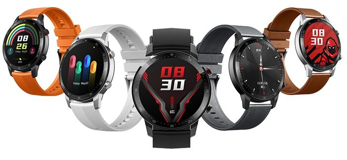 more details and pics revealed of nubias redmagic smartwatch 1 - Nubia's Red Magic brand makes its first smartwatch official