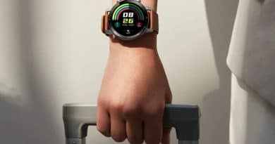 More details and pics revealed of Nubia's RedMagic smartwatch