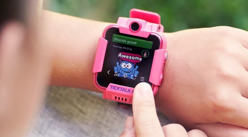 ticktalk 4 is a safety conscious lte 4g kids smartwatch e1613576107636 - TickTalk 4 is a safety-conscious LTE/4G kids smartwatch