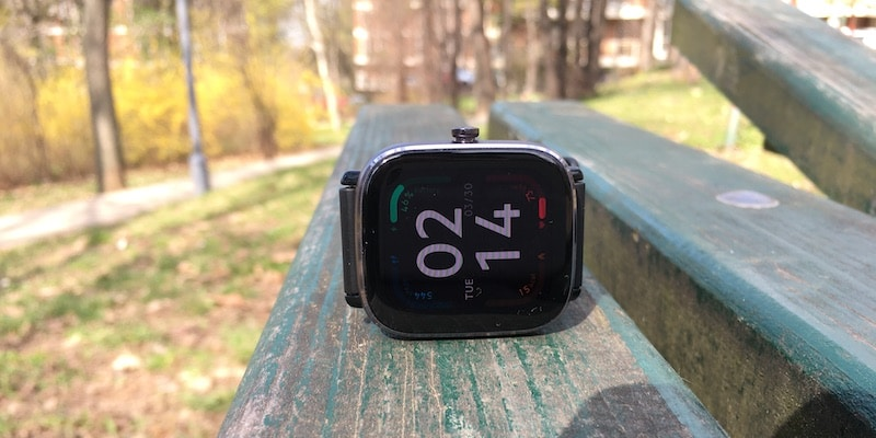 amazfit gts 2 mini review is one of the best budget fitness watches around 2 - Amazfit GTS 2 Mini review: one of the best budget fitness watches around