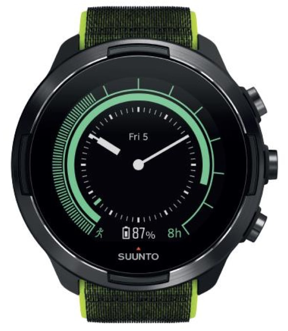 the upcoming suunto 9 peak sports watch gets an fcc reveal first pic 1 - The upcoming Suunto 9 Peak sports watch gets an FCC reveal, first pic