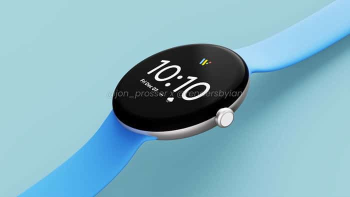 alleged pic of google pixel watch posted online more images to follow 1 - Alleged renders of Google Pixel Watch posted online