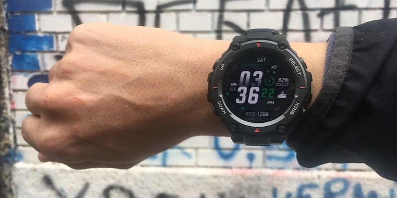 amazfit t rex pro review offers a lot for the price 1 - Amazfit T-Rex Pro review: ultra-rugged, offers a lot for the price