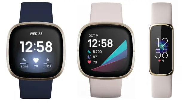 fitbit luxe vs sense vs versa 3 specs feature comparison 1 - Fitbit Luxe vs Sense vs Versa 3: specs & feature comparison