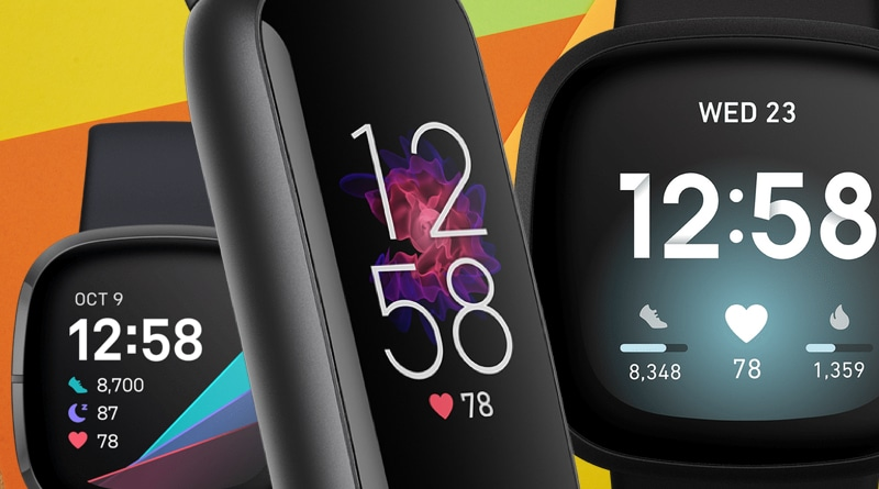 Fitbit Luxe vs Sense vs Versa 3: specs & feature comparison