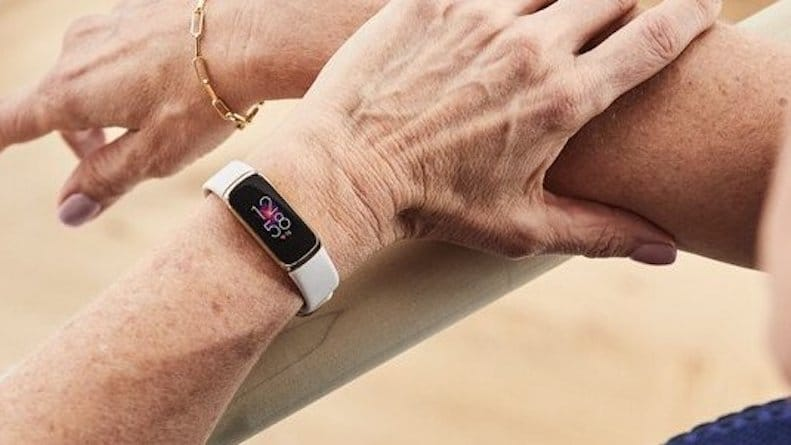 Luxe might be Fitbit's most elegant fitness tracker yet