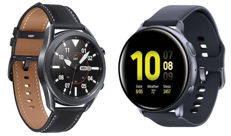 oneplus watch vs samsung galaxy watch 3 vs active 2 key differences 1 - OnePlus Watch vs Samsung Galaxy Watch 3 vs Active 2: key differences