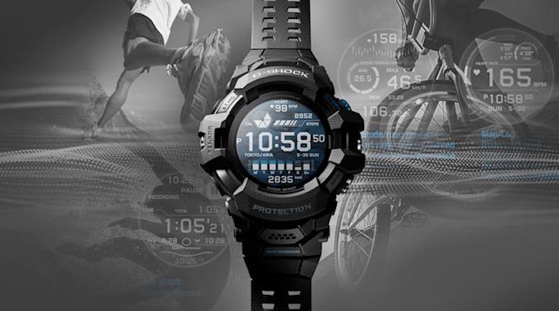 The $700 G-Squad GSW-H1000 is Casio's first WearOS