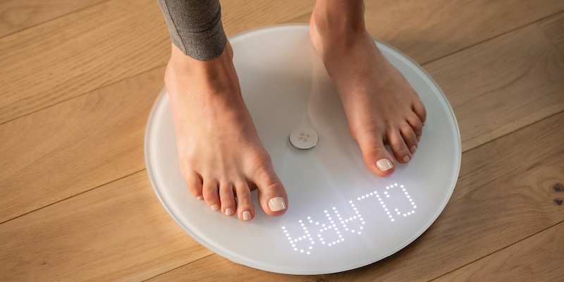 the first scale from mykronoz shows a complete picture of your body 1 - The first scale from MyKronoz shows a complete picture of your body