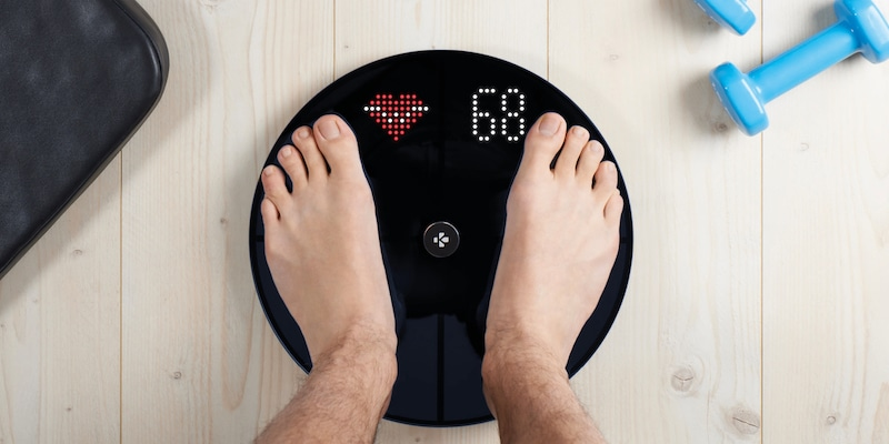 the first scale from mykronoz shows a complete picture of your body - The first scale from MyKronoz shows a complete picture of your body
