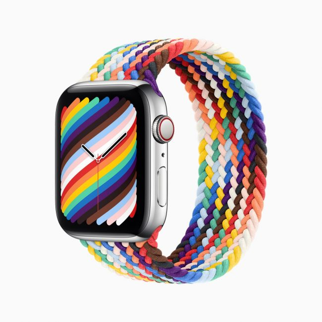 apple watch gets couple of new pride edition bands and watch face 1 e1621260908193 - Apple Watch gets a couple of Pride Edition bands & dynamic watch-face