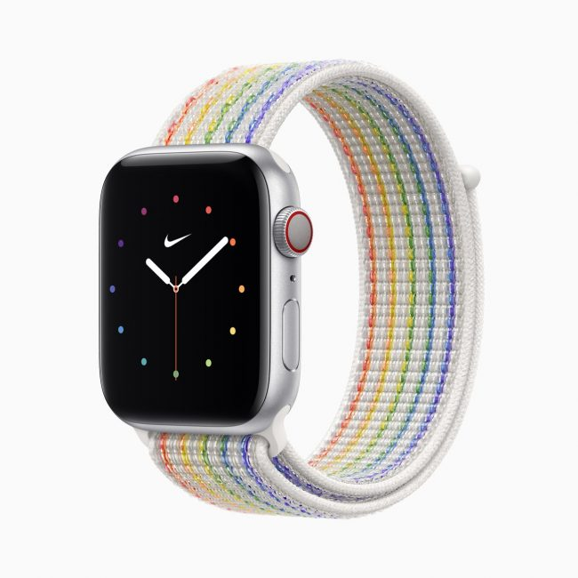 apple watch gets couple of new pride edition bands and watch face 2 e1621260883659 - Apple Watch gets a couple of Pride Edition bands & dynamic watch-face
