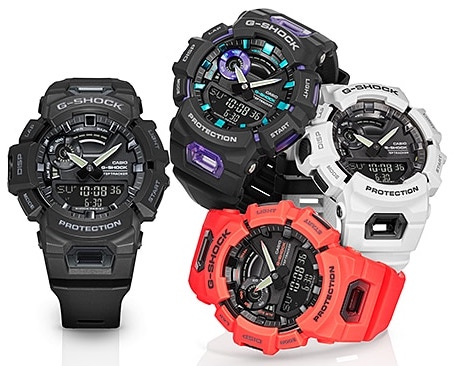 g shock gba900 is casio most budget friendly fitness watch - G-Shock GBA900 is Casio's most budget-friendly fitness watch yet