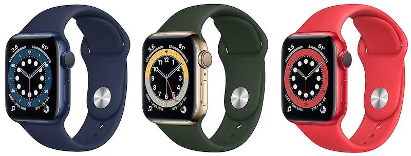 Garmin Venu 2 vs Apple Watch Series 6: which is better?