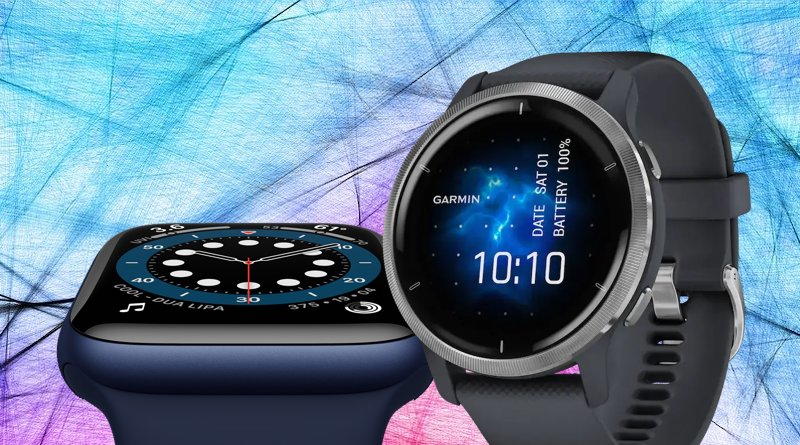 Garmin Venu 2 vs Apple Watch Series 6: which is better?