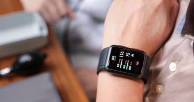 Huawei watch with blood pressure to launch in the second half of 2021
