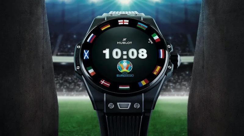 Hublot's latest Big Bang watch lands ahead of European Football Championship