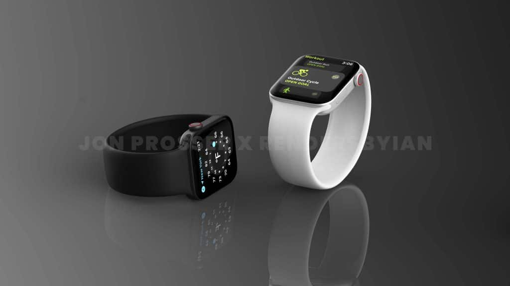 now there talk of an apple watch series 7 with a flat edged design 1 1024x576 - Apple Watch Series 7 rumours: thinner bezels, improved ultra-wideband tech