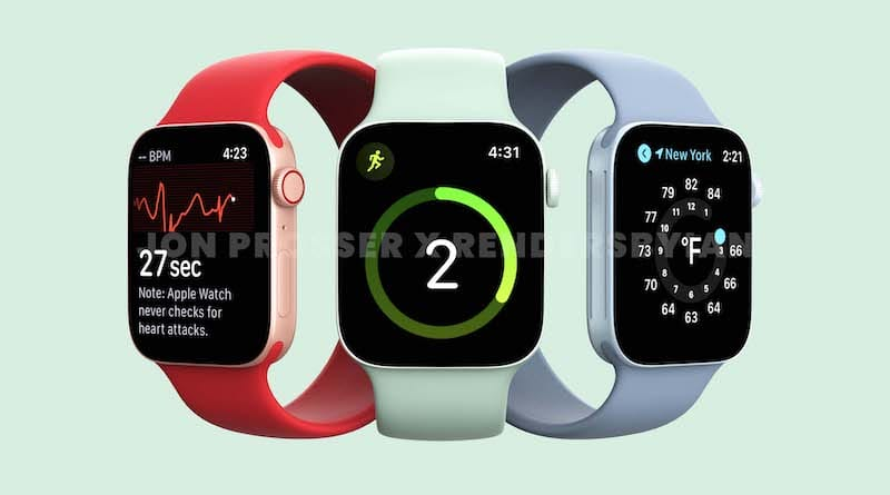 Now there's talk of an Apple Watch Series 7 with a flat-edged design