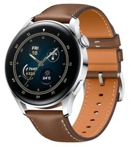 The Huawei Watch 3 is looking pretty slick, expected on 2nd of June