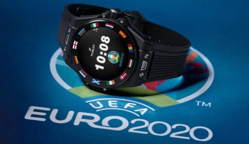 ublot latest big bang watch lands ahead of uefa euro 2020 - Hublot's latest Big Bang watch unveiled ahead of UEFA Euro 2020