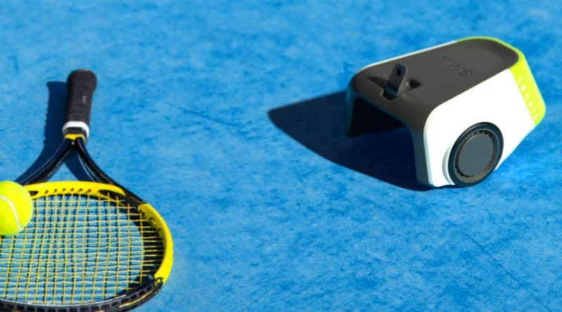 Vive Tennis Robot Ball Retriever: scoops up balls so you don't have to