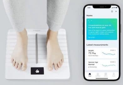 Withings Cardio smart scale now lets you know your Vascular Age