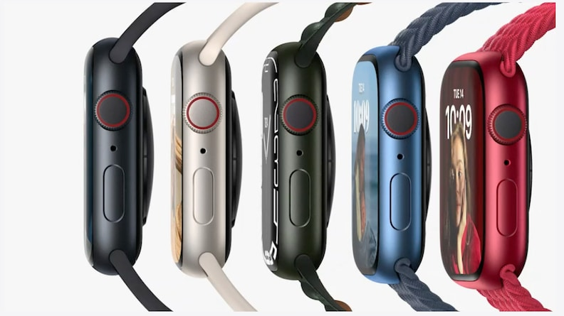 apple watch series 7 rumours thinner bezels improved ultra wideband tech 2 - Apple Watch Series 7 gets a bigger display revamp, but same battery life
