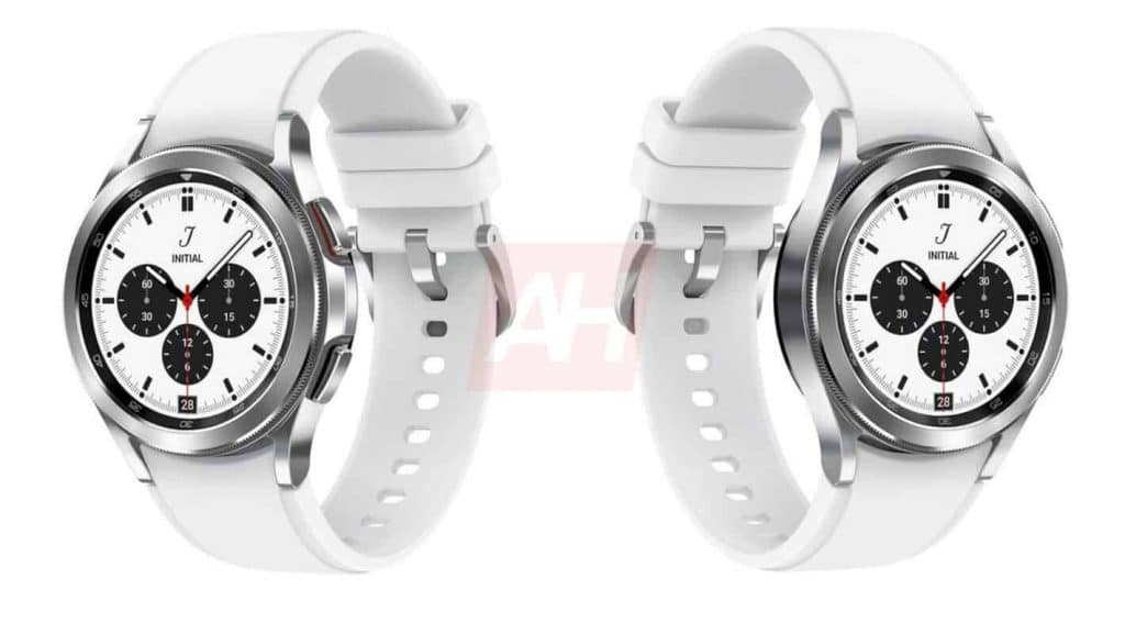 galaxy watch 4 classic leak 2 1024x577 - Samsung Galaxy Watch 4 Classic: pics & 360-degree video