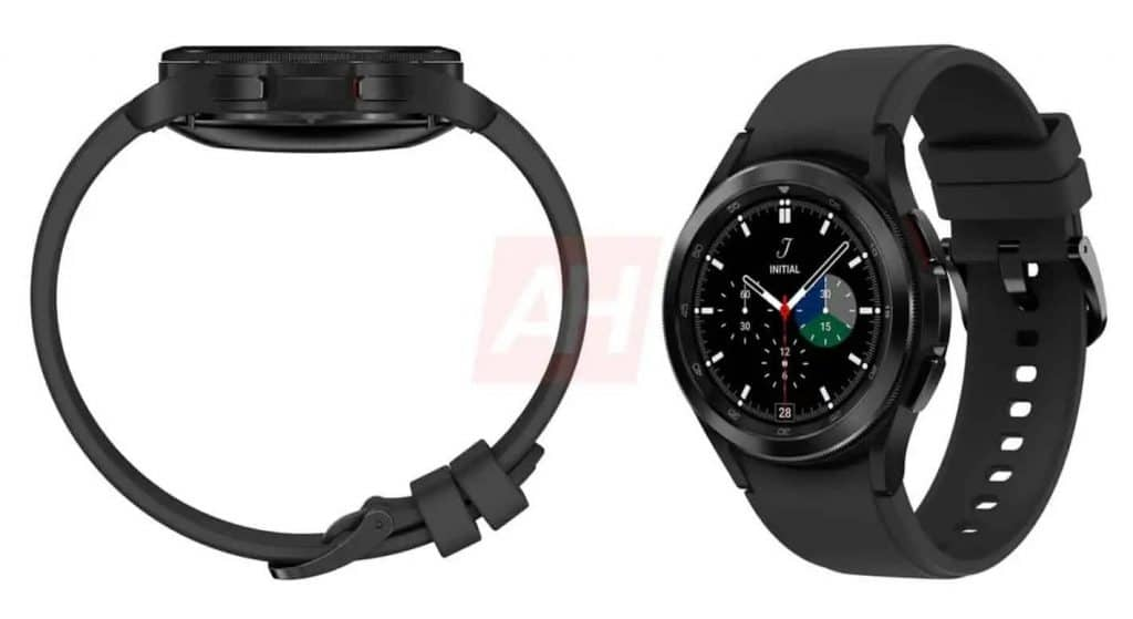 galaxy watch 4 classic leak 3 1024x559 - Samsung Galaxy Watch 4 Classic: pics & 360-degree video