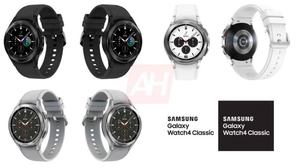 galaxy watch 4 classic leak 4 1024x576 - Samsung Galaxy Watch 4 Classic: pics & 360-degree video