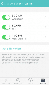 how to set and manage an alarm on any fitbit device 3 174x300 - How to set and manage an alarm on any Fitbit device