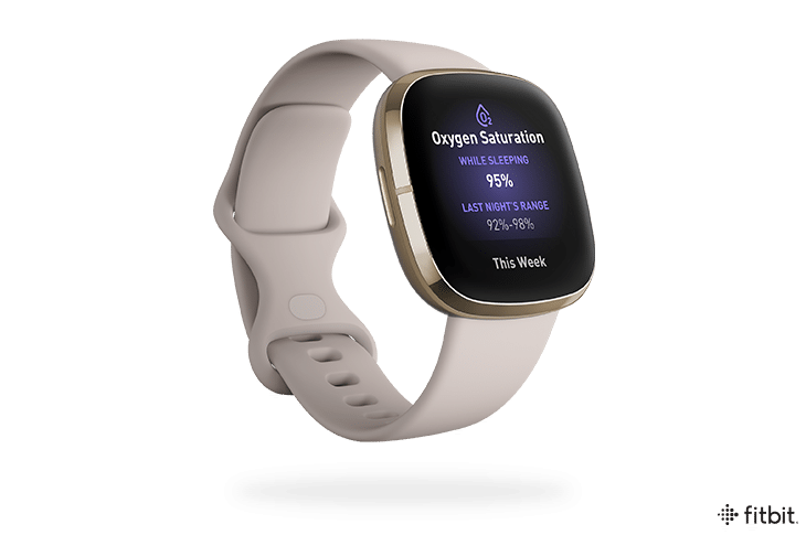 New FitbitOS for Sense and Versa 3 adds HR alerts & easier SpO2 tracking