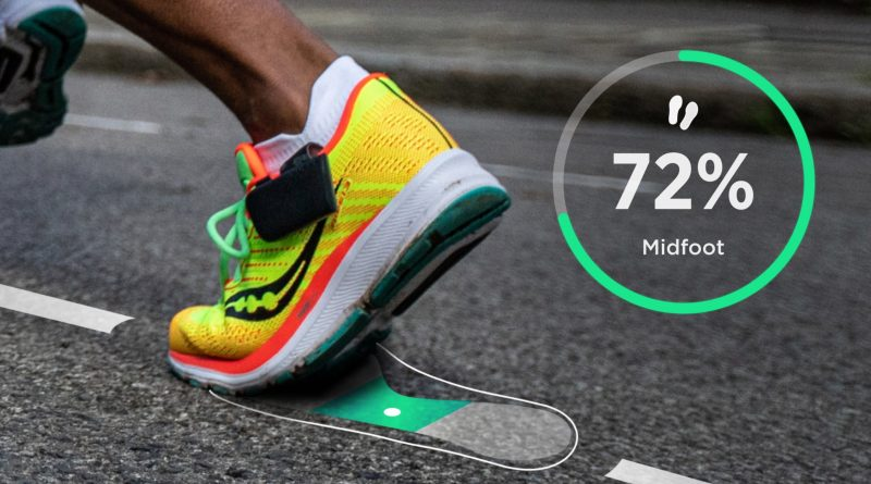 NURVV Run smart insoles get a real-time Footstrike Coach
