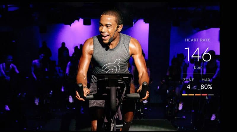 Peloton looking to branch out into heart rate tracking armbands
