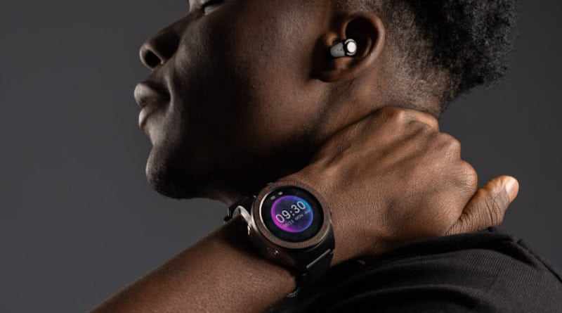 Wearbuds Watch: 3rd Gen of smartwatch that stores your earbuds